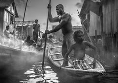 David Yarrow - A Ship Called Dignity