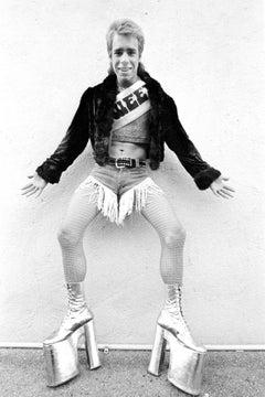 Chuckie Star, 1974