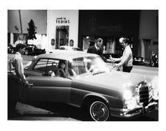 Natalie Wood at The Daisy, 1964
