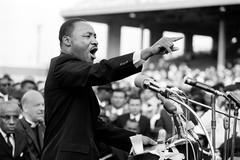 Martin Luther King, Los Angeles, 1963