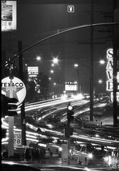 Sunset Strip at Night, 1963