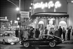 Whisky a Go Go on Sunset, 1964 - silver gelatin print