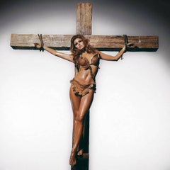 Raquel on the Cross, 1966