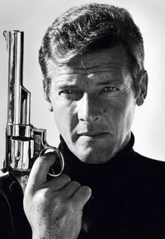 Roger Moore, co-signed by the actor