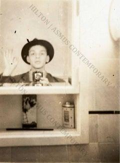 """Selfie"" in the Medicine Cabinet"