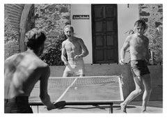 Paul Newman and Robert Redford, 1968