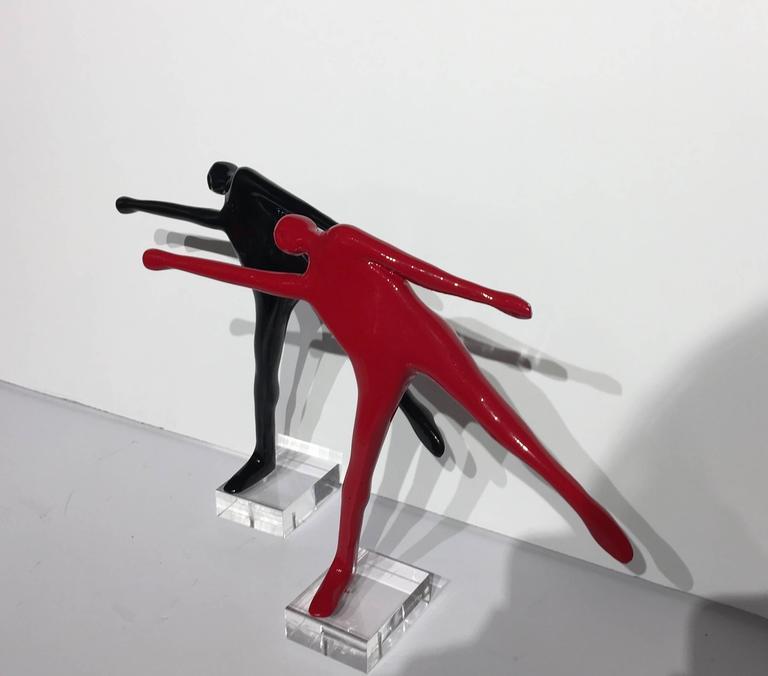 Motion - Contemporary Sculpture by Kostis Georgiou