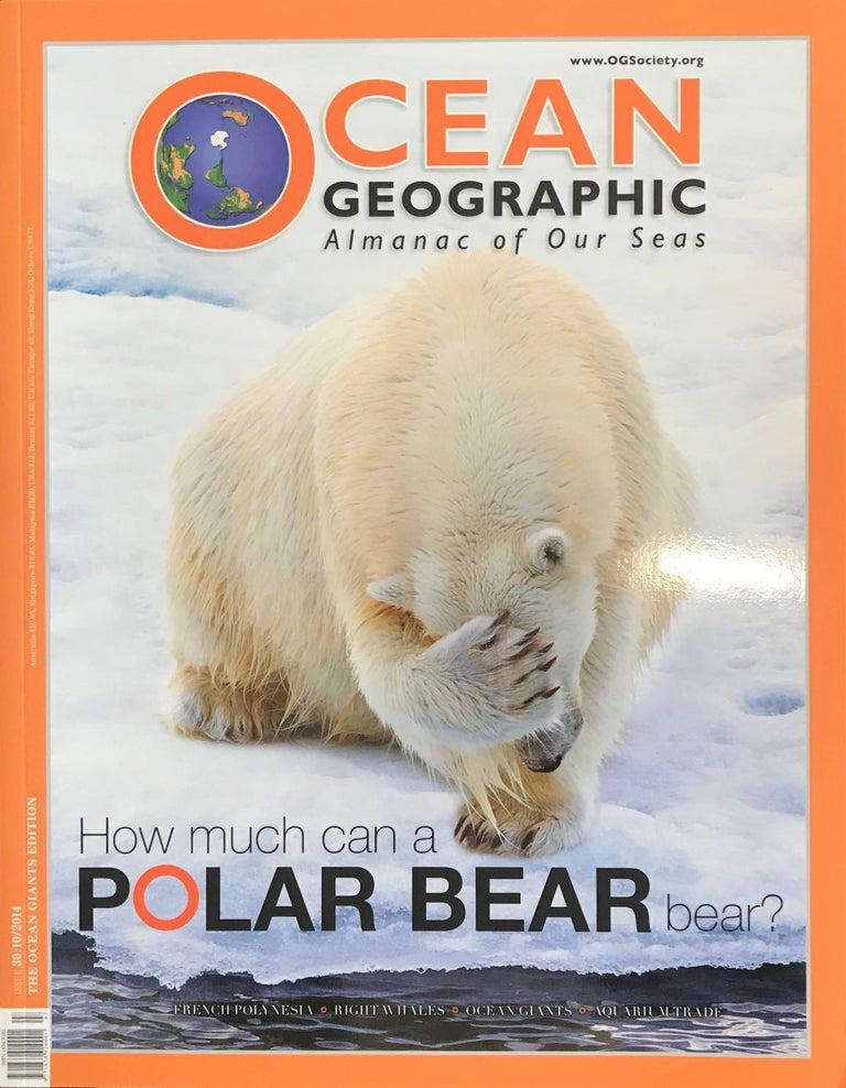 How Much Can A Polar Bear Bear? (Horizontal) - Photograph by Michael Aw