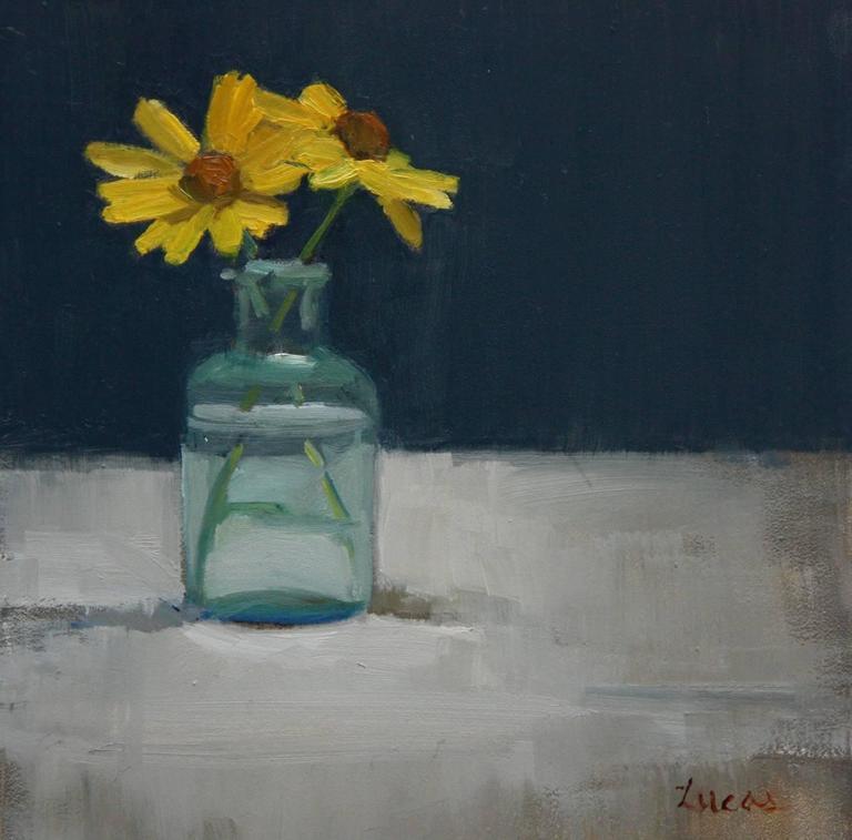 Little Bottle of Flowers