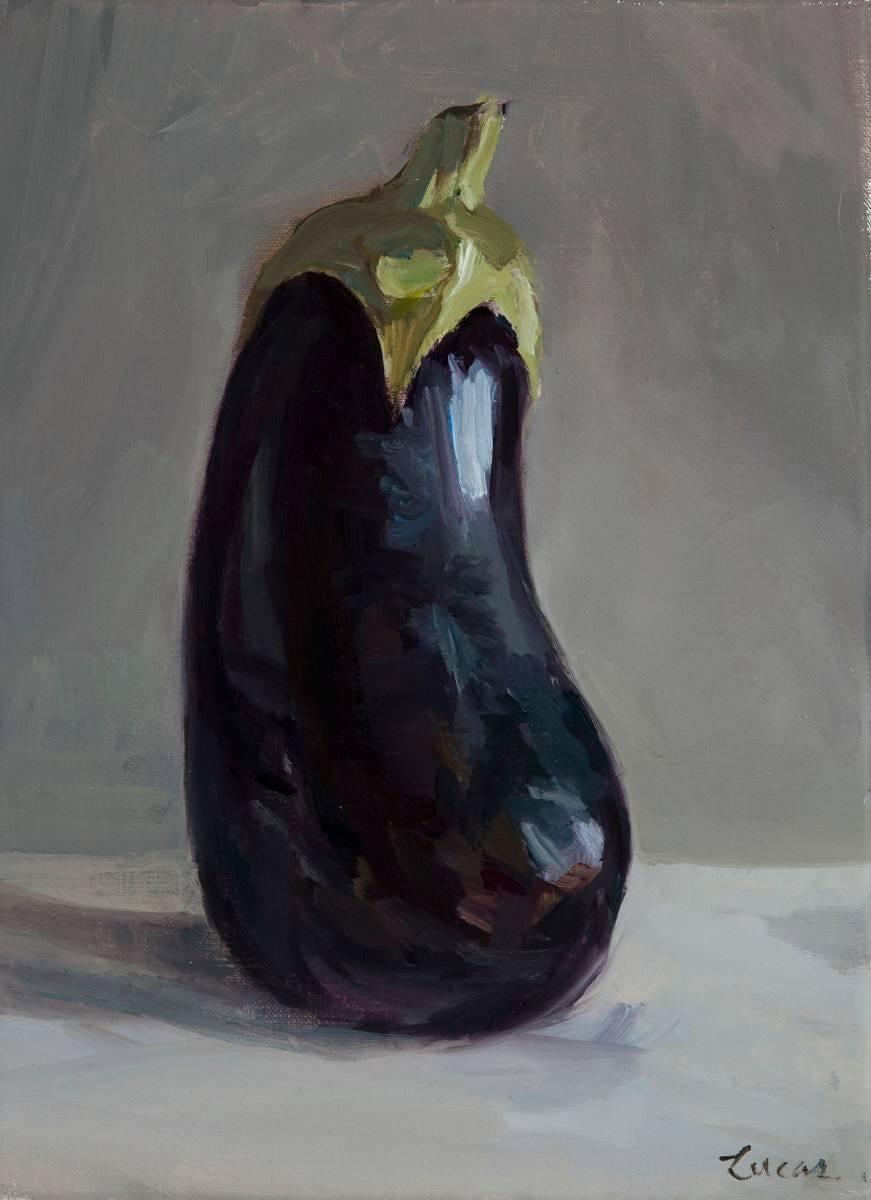 Madame Eggplant