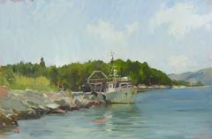 Korcula Fishing Boat