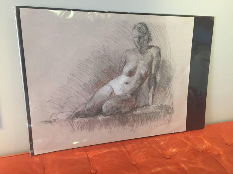 Nude Sketch For Sale 4