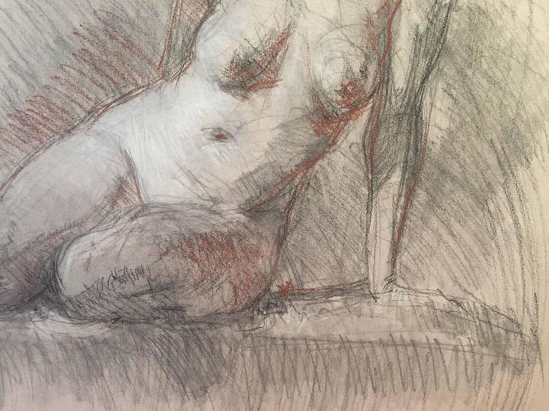 Nude Sketch For Sale 2