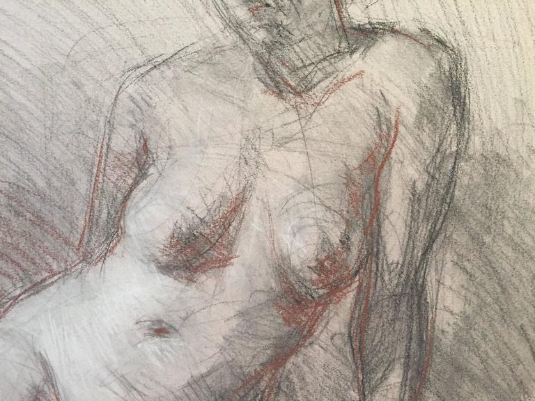 Nude Sketch For Sale 1