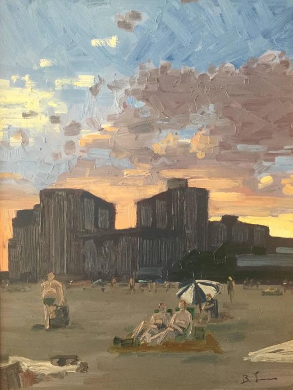 Benjamin Lussier - Days End 1