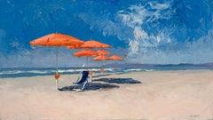 The Red Umbrellas
