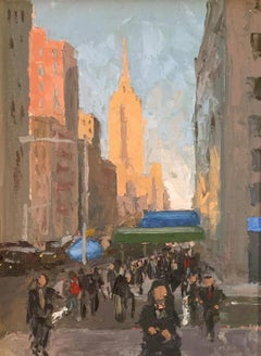 5th Avenue Bustle