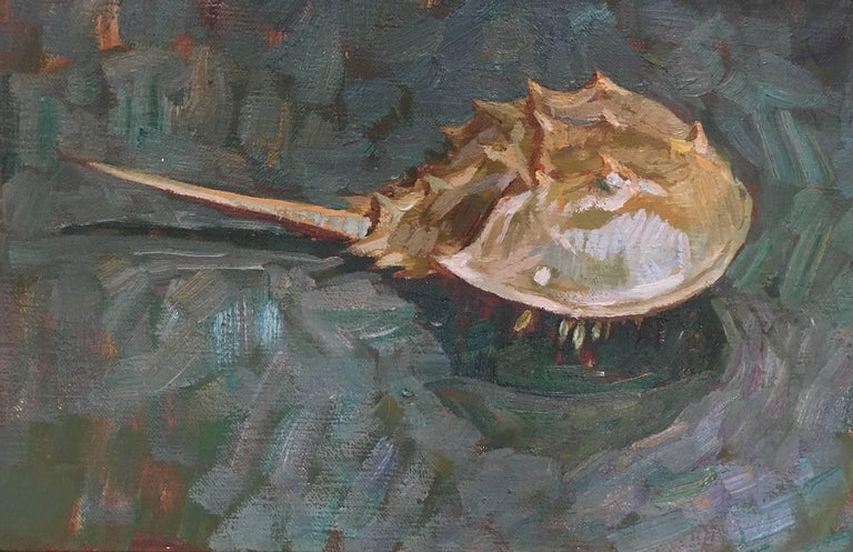 Horseshoe Crab, Green