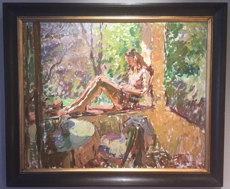 Morning - Painting by Ben Fenske