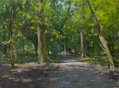 Path in Maksimir