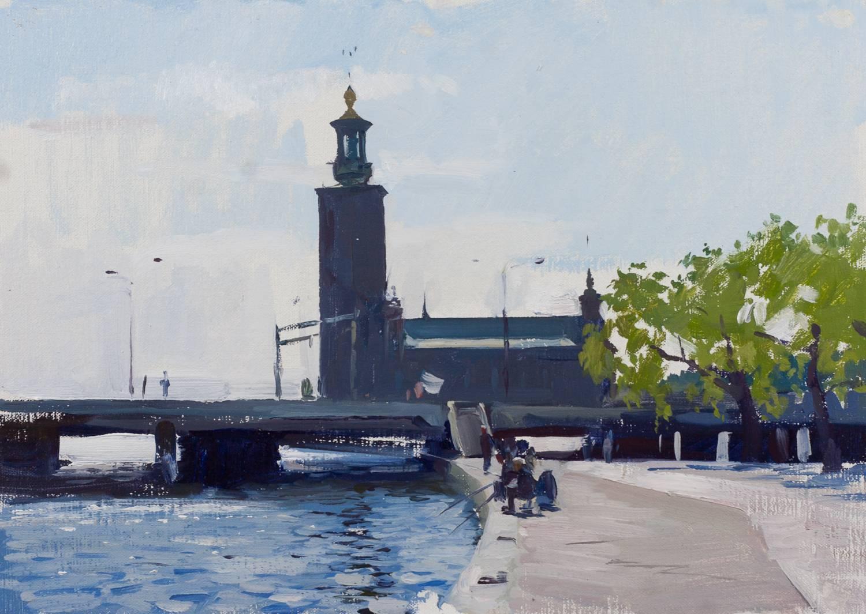 Fisherman, Stockholm