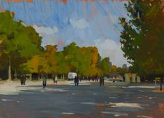 Autumn in the Tuileries