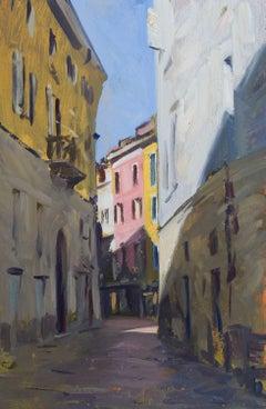 Street in Varese