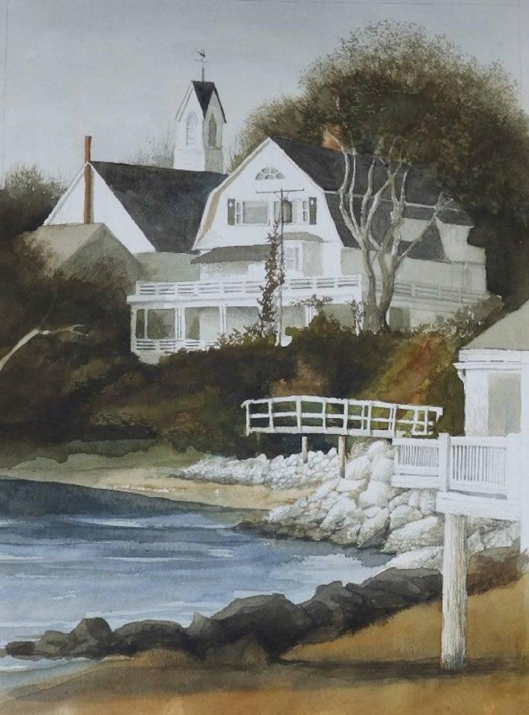 Michael Kotasek Landscape Art - Coastal Path