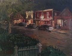 Evening, Madison Street