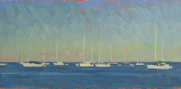 Sailboats in Fiji