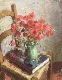 American Impressionist Still-life Paintings