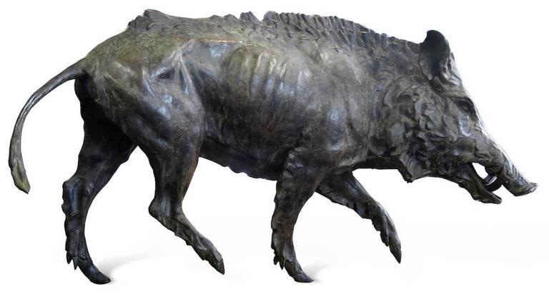 Ben Fenske - Wild Boar 1