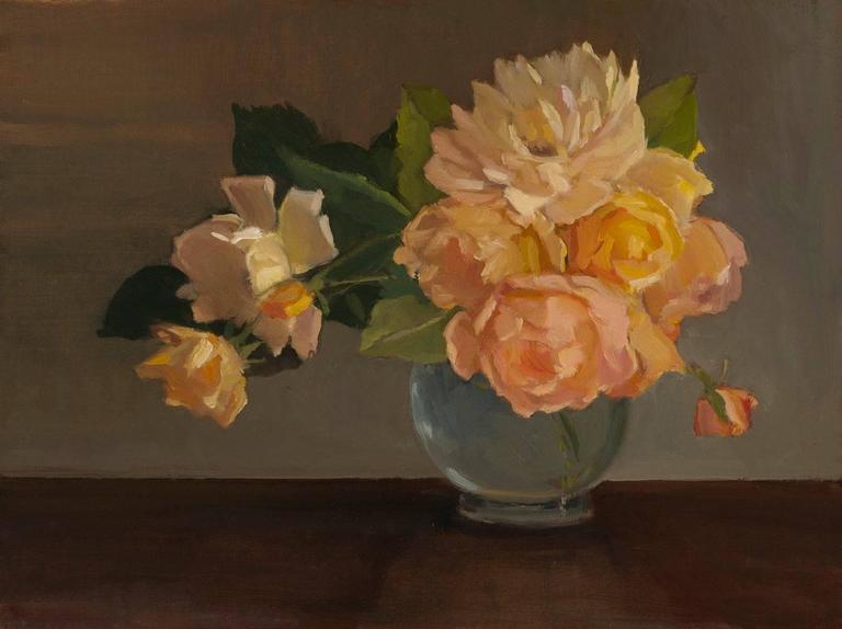 Maryann Lucas Still-Life Painting - Summer Glow