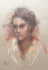 Female Portrait Sketch #2