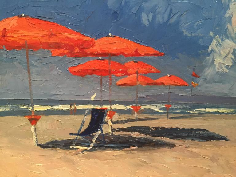 The Red Umbrellas For Sale 1