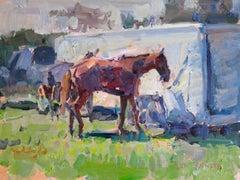 Polo Pony, Sketch