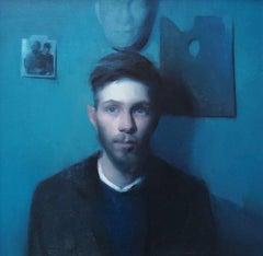Nils Gustav in Blue