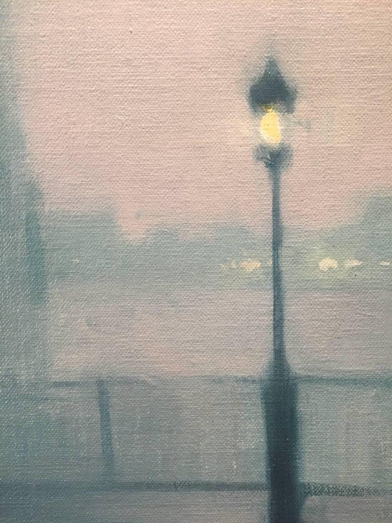 Rainy Day, Williamsburg Bridge For Sale 5