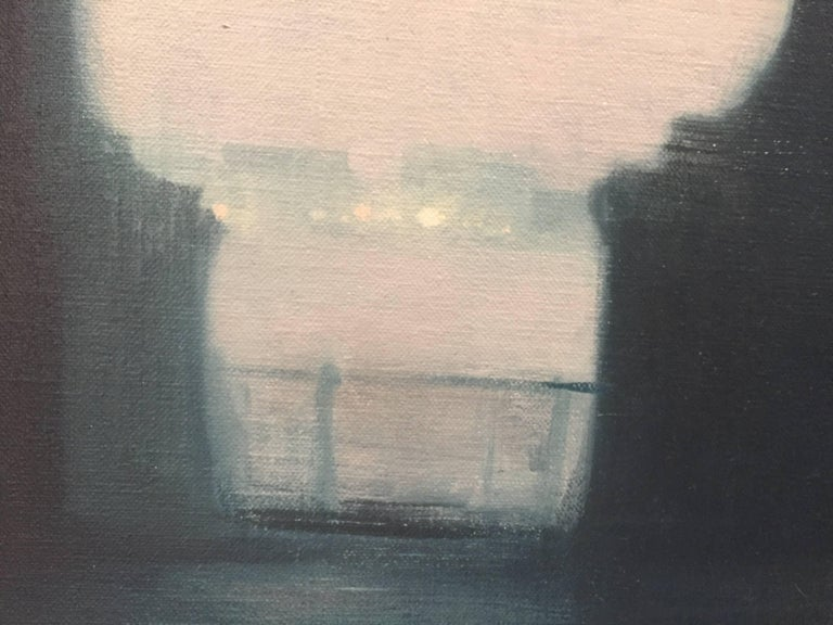 Rainy Day, Williamsburg Bridge For Sale 3