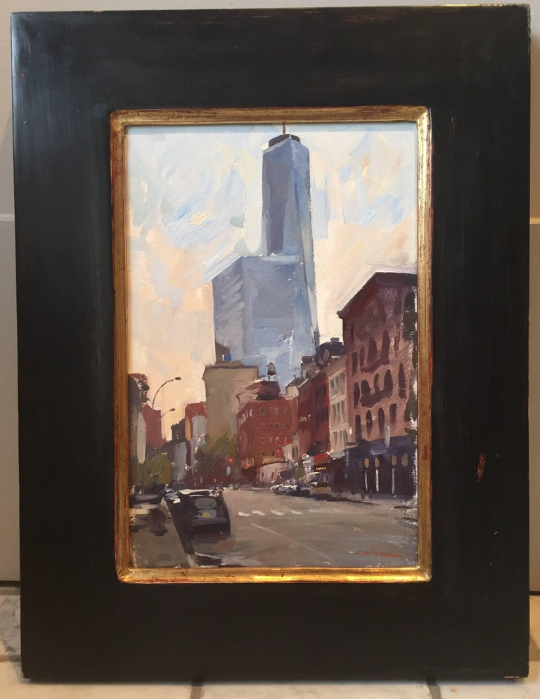 Freedom Tower from West Broadway 3
