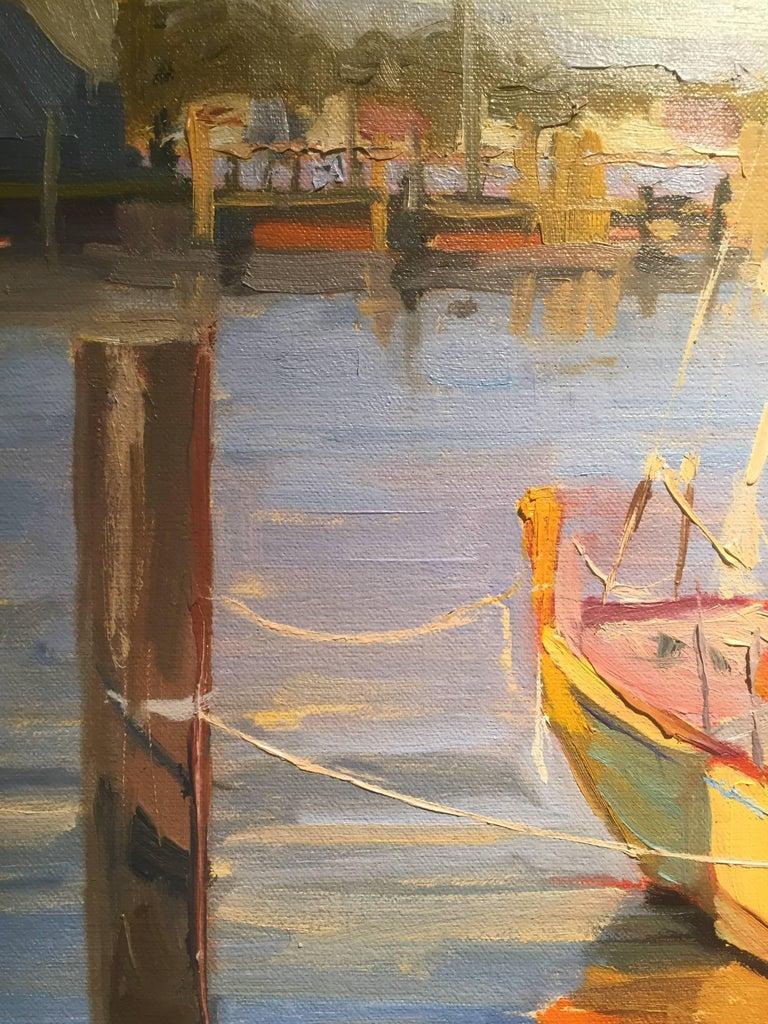 Greenport Shipyard, Afternoon For Sale 2