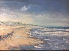 Wind on Montauk Beach