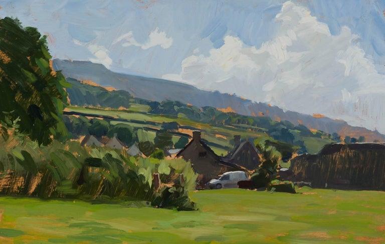 Welsh Farm House