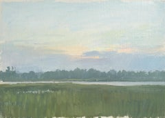 Dawn Over the Marsh