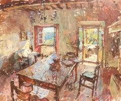 Sunlit Interior