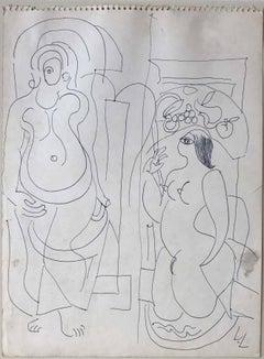 Cubist Nudes
