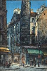 Rue St. Andre des Arts, Paris