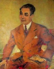 Portrait of Bruno Walter