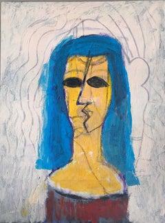 Cubist Portrait #2