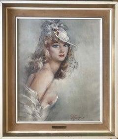 Femme aux Chapeau